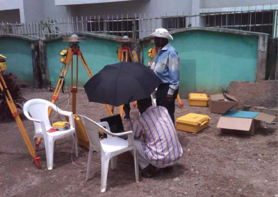 Nigerian Geodetic Network