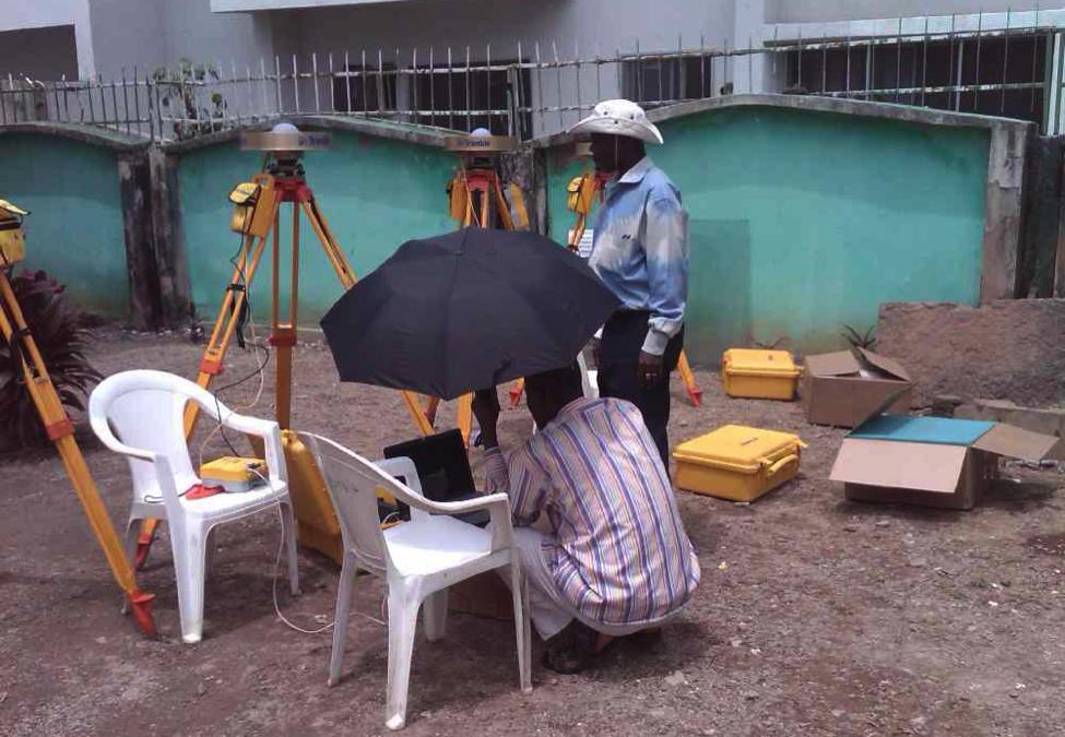 Nigerian Geodetic Network